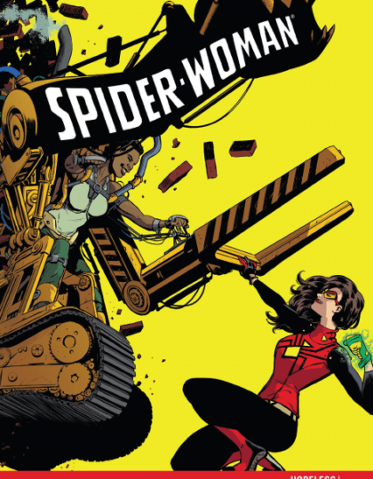 Spider Woman Tome 08