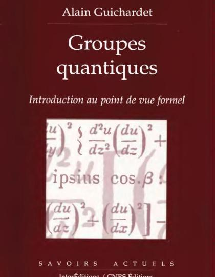 Groupes Quantiques : Introduction au Point de Vue Formel