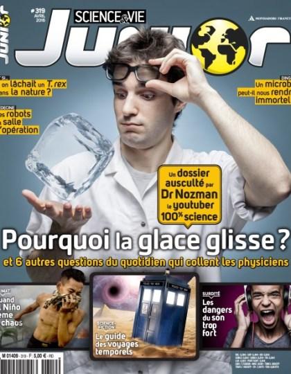 Science & Vie Junior N°319 - Avril 2016