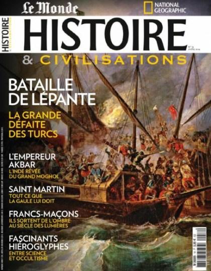 Histoire & Civilisations N°16 – Avril 2016