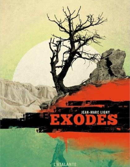 Exodes - Jean-Marc Ligny