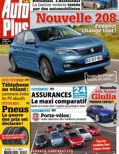 Auto Plus N°1440 - 8 au 14 Avril 2016