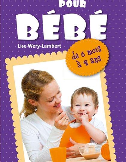 100 recettes pour bébé