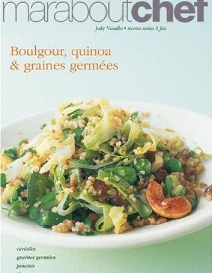 Marabout Chef - Boulgour quinoa et graines germées