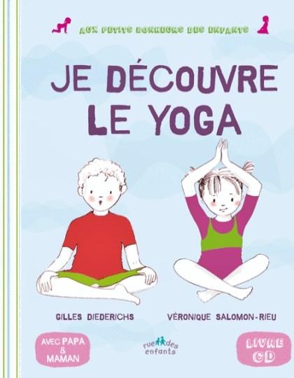 je découvre le yoga
