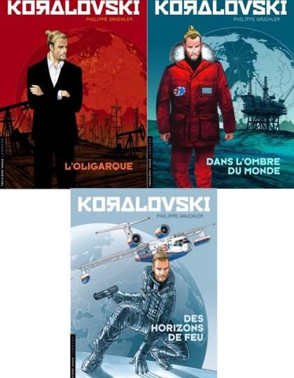 Koralovski - 3 Tomes