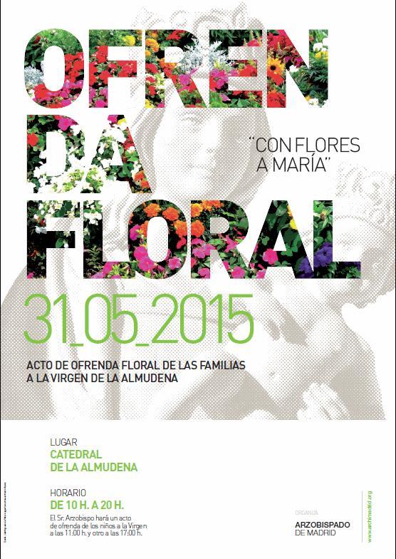 Ofrenda Floral 2015