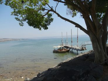 Lago de Tiberiades