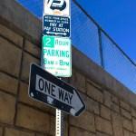 アメリカでの路上駐車事情 / カリフォルニア・ロサンゼルス