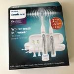 COSTCOでPHILIPS/sonicare 電動歯ブラシを買ってみた!