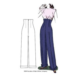 DoS 4004 Empire Trousers