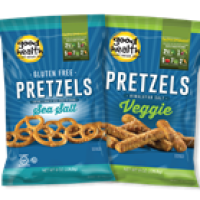 National Pretzel Month: Good Health Veggie Pretzels! #PretzelMonth #HealthySnacks #DeliciousTreats