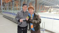 Yoshinori Ono with Me (Stuart - NintendoScene Administrator)