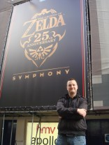 StealthBuda at the Zelda 25th Anniversary Symphony in London