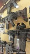 Replica Guns in a Toy Store