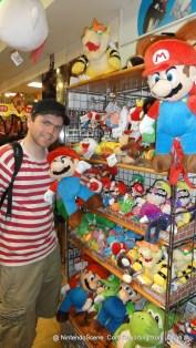 The Yamashiroya Mario Doll Stand