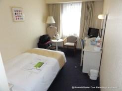 Chisun Hotel in Ueno, Room, Table View