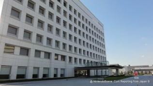 Nintendo HQ Courtyard