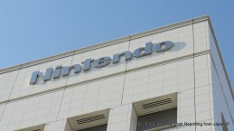 Nintendo HQ Sign