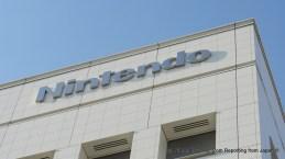Nintendo HQ Sign