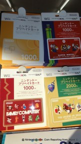 Nintendo Points Cards