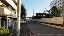 South View Along the Shin-Machi Dori with Nintendo HQ