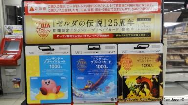 Nintendo Points Card Rack