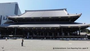 Hongan-ji Kyoto Temple