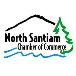 North Santiam Chamber of Commerce logo