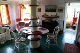 Inside the Red Cottage