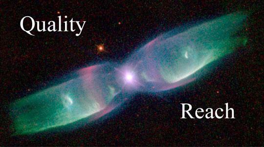 Twin Jet Nebula