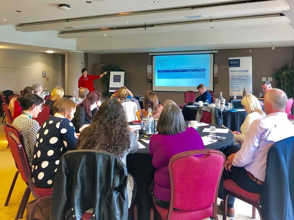 Presentation at Dundee