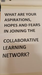hopes and fears for collaboration