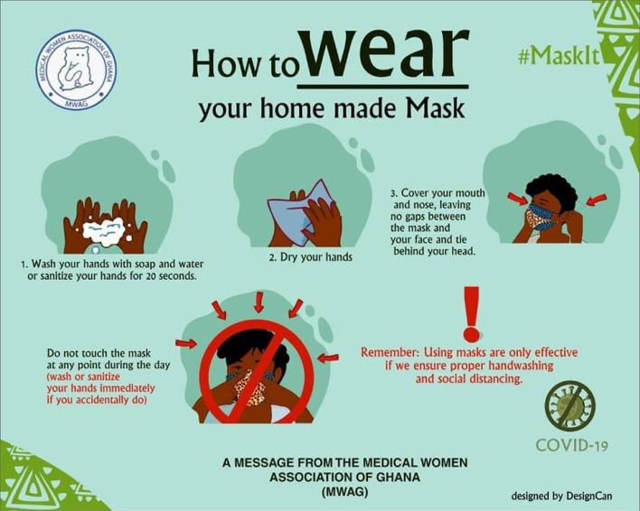Home mask