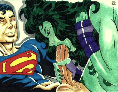 she hulk sucking off superman.jpg