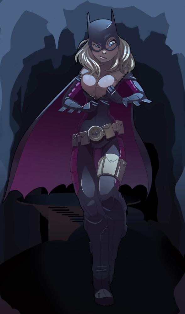 Batgirl - one size fits all by Drunken Novice.jpg