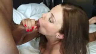 Cheating slut caught; easily persuaded into giving up her tight little hole