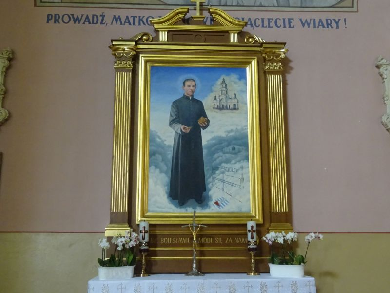 Nasz Patron Ks. Bolesław Strzelecki