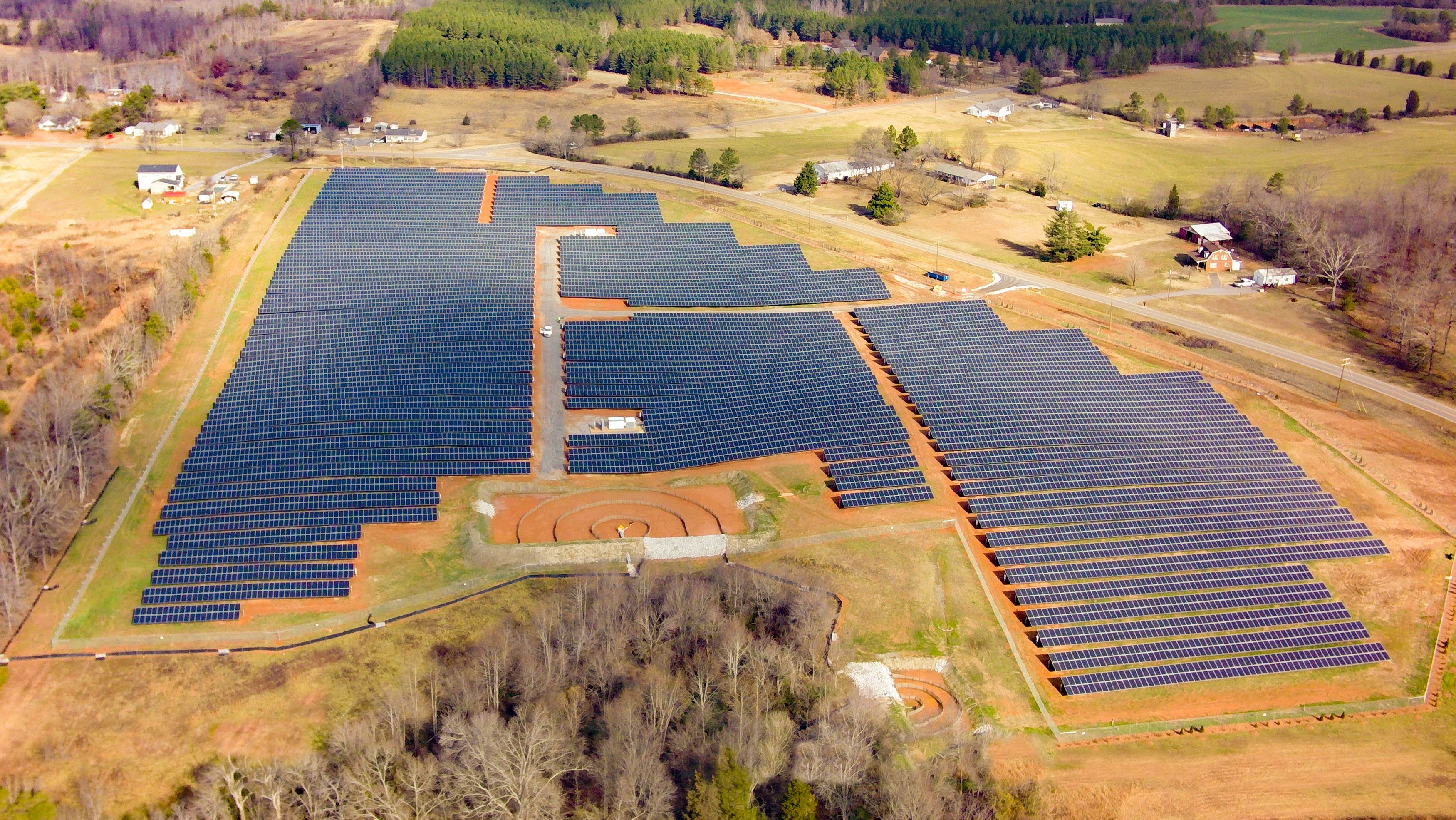 The Beetle 409 MW Solar Project