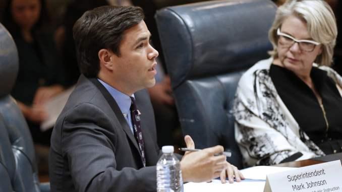 Nc Superintendent And Legislature Win Control Of Department Of