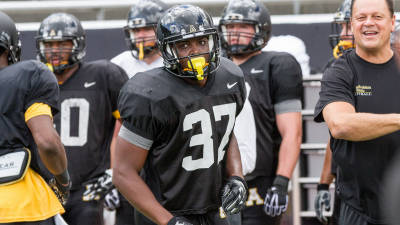 Will Phillips (Appalachian State Football Video)—Will Phillips (Appalachian State Football Video)