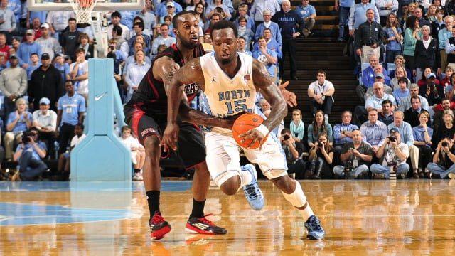 UNC Athletic Communications photo—UNC Athletic Communications photo