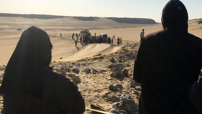 MOHAMED ABD EL GHANY—Reuters