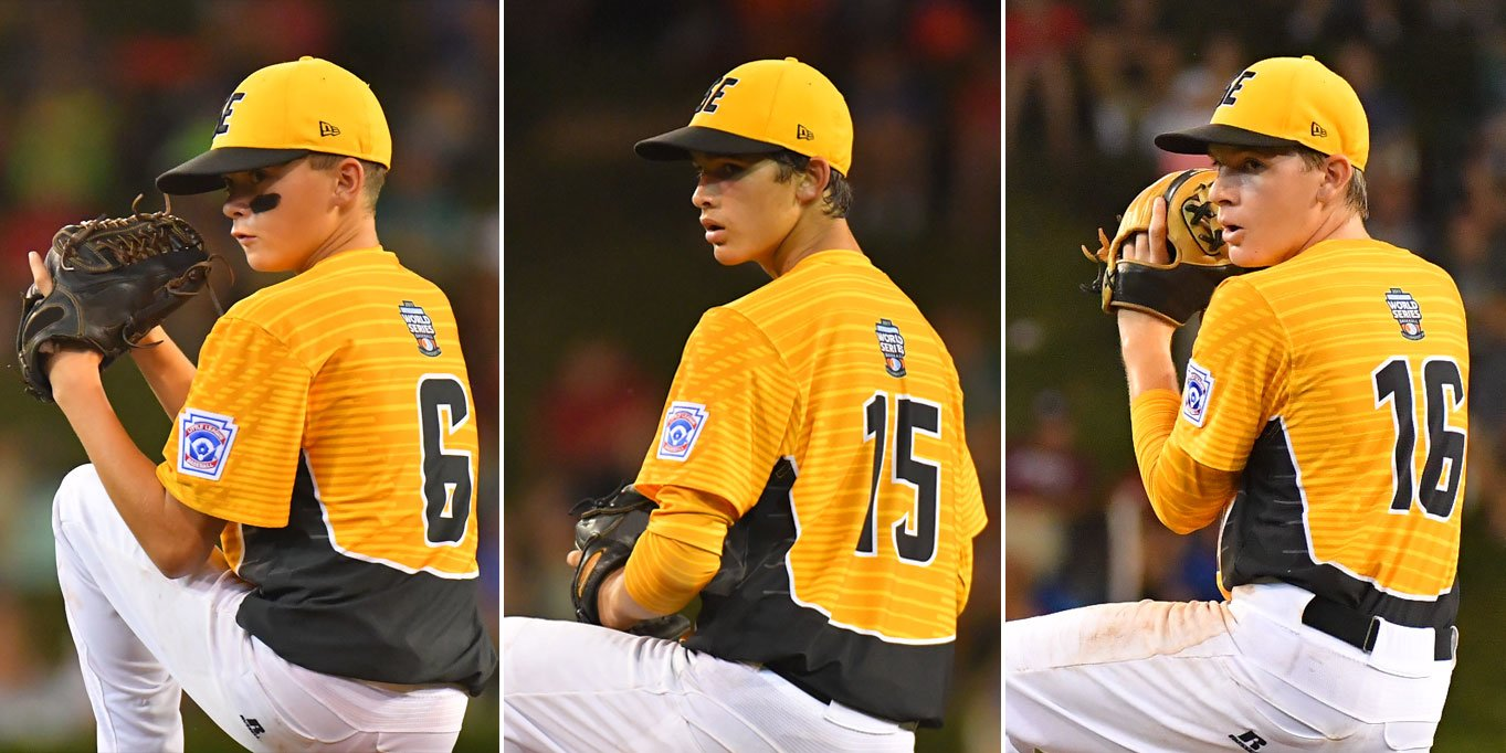North State off to strong start in LLWS with ideal game victory