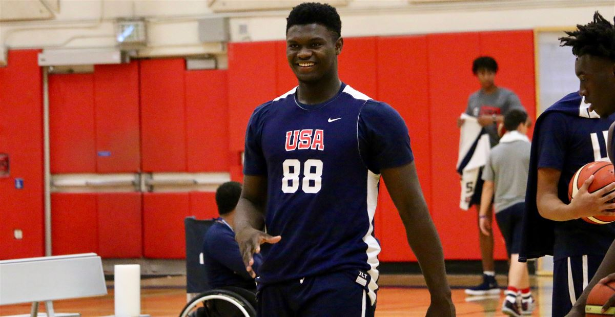 Here's Where Zion Williamson Is Projected To Commit