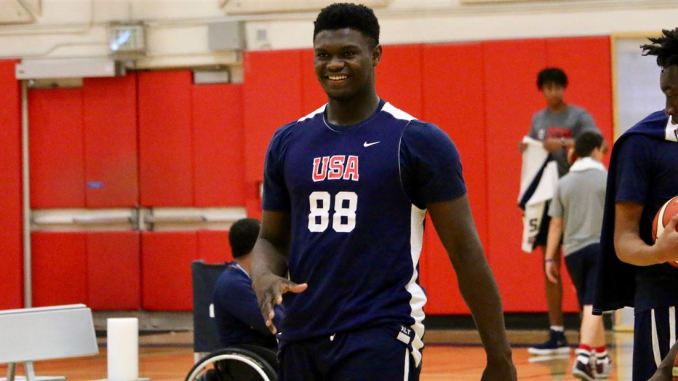 Top three recruit Zion Williamson chooses Duke – The North State Journal da2d2f25d