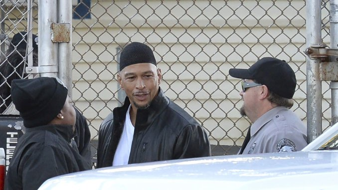 48ee54c10bc Former Panther Rae Carruth out of prison after 18 years – The North ...