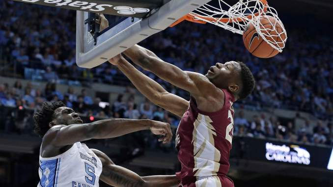 084f87a541a No post-Duke hangover for UNC as Tar Heels roll past Florida State ...