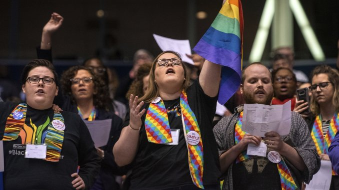 NC Methodists vote to condemn 'Traditional Plan' – The North State