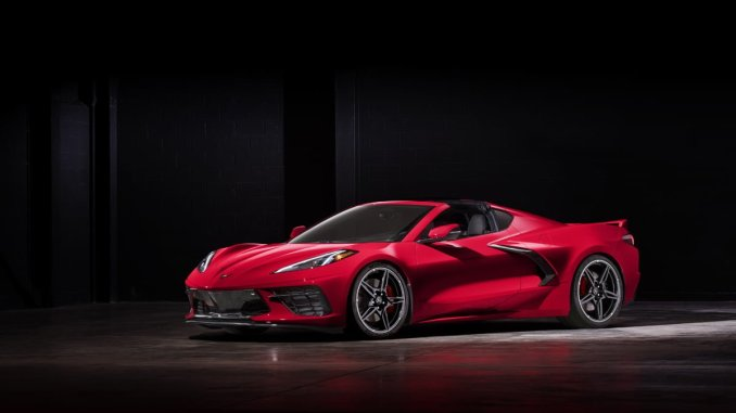 Corvette Goes Mid Engine For First Time To Raise Performance The